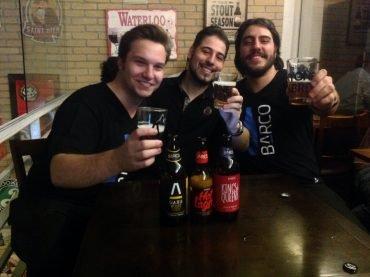 Cervejaria Artesanal – Cervejaria Barco, Criada de Concursos Caseiros