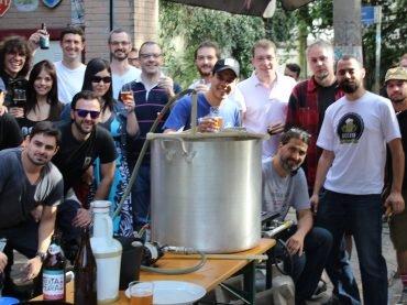 Projeto Cerveja em Dupla ( Acerva / EAP )