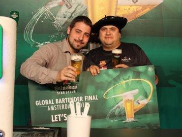 Heineken Global Bartender Finals 2015