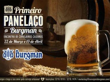 Cervejaria Burgman promove encontro entre cervejeiros caseiros