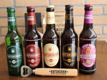 Cervejaria Alemã Ratsherrn chega ao Brasil com direito a IPA