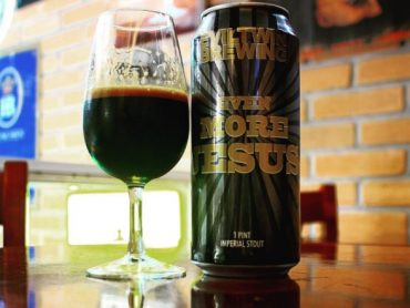 Even More Jesus- Evil Twin Brewing