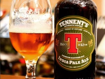 Tennent's IPA – Tennent Caledonian Breweries