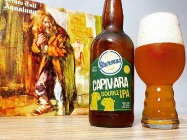 Capivara Double IPA – Cervejaria Blumenau