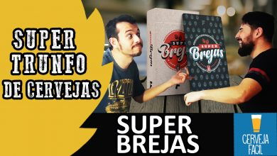 Super Trunfo de Cervejas  – Super Brejas