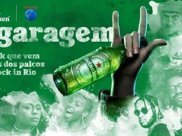 Heineken Faz Esquenta para o RIR 19