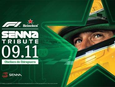 Heineken Idealiza Tributo aos 25 Anos de Legado de Ayrton Senna